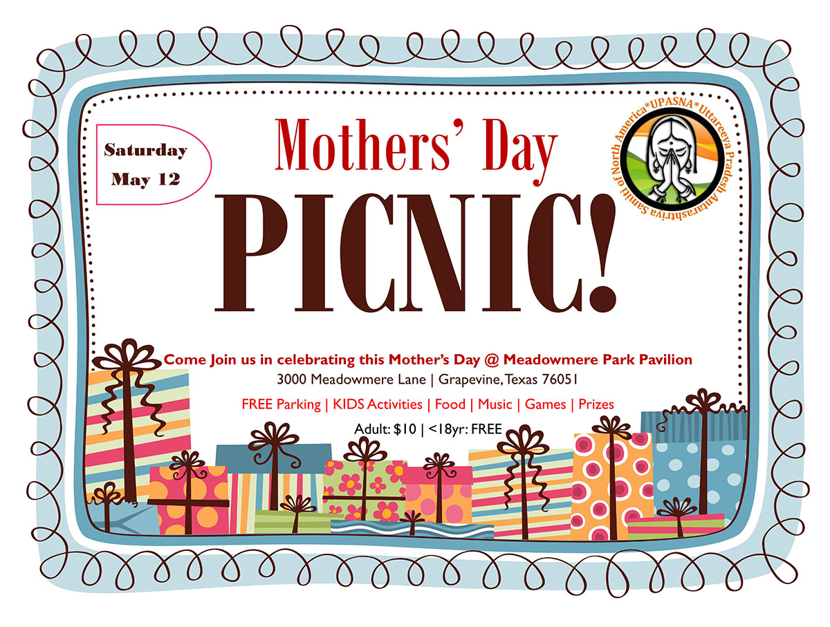 MOTHERS' DAY PICNIC