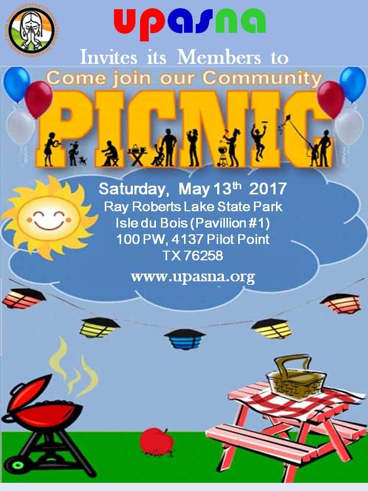 UPASNA Community Picnic